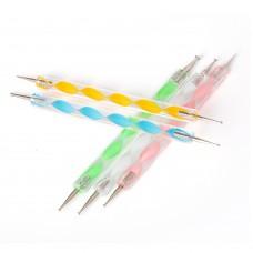 Инструмент за точки, цветен