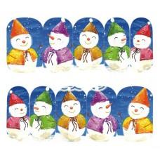 Ваденки, Снежни човеци