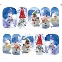 Ваденки, Снежни човеци 9