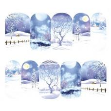 Ваденки, зимна нощ
