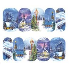 Ваденки, Коледен пейзаж