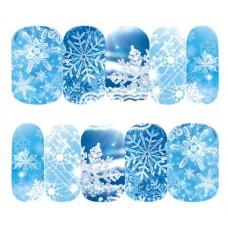 Ваденки, снежинки