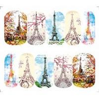 Ваденки, Сезоните и Айфеловата кула