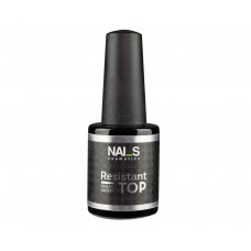 Nai_s Resistant Top UV/LED 8ml, топ без лепкав слой