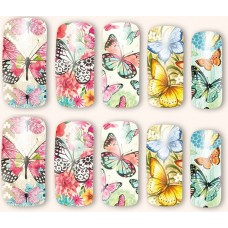 Ваденки, пеперуди розови