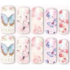 Ваденки, пеперуди светло сини
