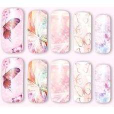 Ваденки, пеперуди розово-лилави