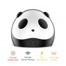 36W UV LED лампа, панда