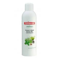 Концентрат за накисване във вана за педикюр със стимулиращо действие 1 литър, с билки