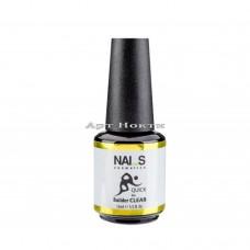 Nai_s Quick Gel UV/LED 15ml, изграждащ прозрачен гел в бутилка номер 2