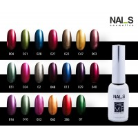 Nai_s Chrome Gel Polish 12ml, гел лак 027
