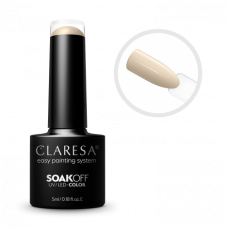 Claresa UV/LED gel polish 5ml, 103 nude
