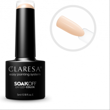 Claresa UV/LED gel polish 5ml, 104 nude
