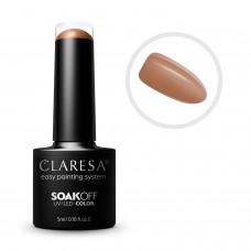 Claresa UV/LED gel polish 5ml, 405 brown