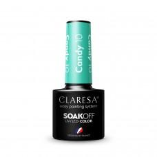 Claresa UV/LED gel polish 5ml, CANDY 10
