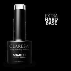 Claresa UV/LED Extra Hard Base 5ml, Хард База