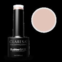 Claresa UV/LED Rubber Base 5ml, Каучукова Нюд База #2