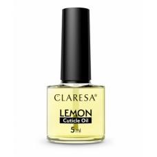 Claresa cuticule oil, 5ml масло за кожи с аромат на лимон