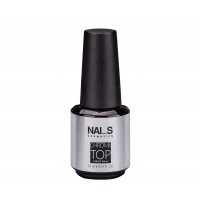 Nai_s Chrome Top UV/LED 15ml, хром топ