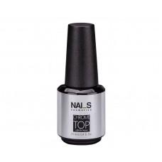Nai_s Chrome Top UV/LED 15ml, Топ без лепкав слой