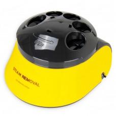 Уред за сваляне на гел лак/разтворим гел с пара, жълт