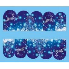 Коледни ваденки, снежни елени