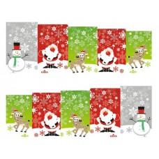Коледни ваденки, снежна Коледа