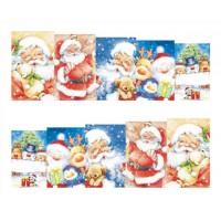 Коледни ваденки, Дядо Коледа 2