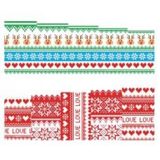 Коледни ваденки, обичам Коледа