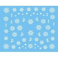 Коледни ваденки, сняг