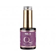 Nai_s Quick Gel UV/LED 15ml, изграждащ прозрачен гел в бутилка номер 1