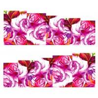 Ваденки, Лилави рози