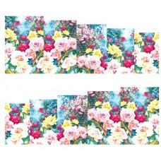Ваденки, Градина от рози