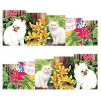 Ваденки, котета в градина