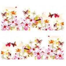 Ваденки, Цветя и пеперуди