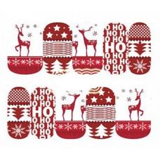 Коледни ваденки, Коледни еленчета