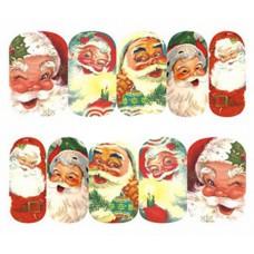 Коледни ваденки, Дядо Коледа 6