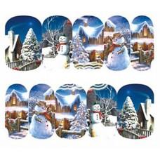 Коледни ваденки, Коледа 12
