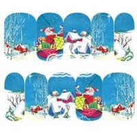Коледни ваденки, Коледа 11