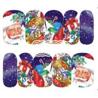 Коледни ваденки, Дядо Коледа 7