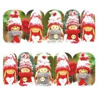 Коледни ваденки, Коледни кукли