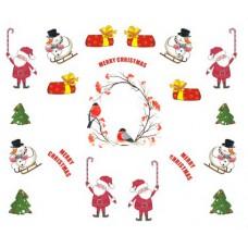 Коледни ваденки 11