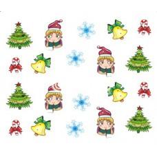 Коледни ваденки 17