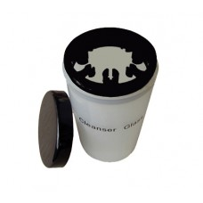 Чашка за почистване/съхранение на четки