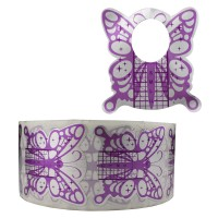 Форми за изграждане, 500 бр. пеперуда