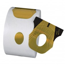 Форми за изграждане, 500 бр. златни с черно