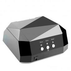 36W UV LED лампа, черен диамант