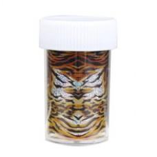 Фолио за отпечатване, тигрово 3