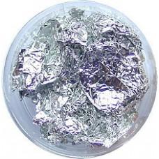 Кутийка фолио за вграждане, сребърно