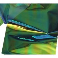 Стъклено фолио, синьо-зелен хамелеон